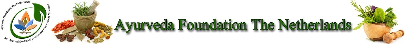 Ayurveda Foundation The Netherlands